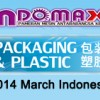 Indonesia international rubber & plastic industry exhibition 2014