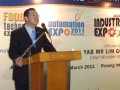 2011 12th Malaysia Penang International Automation Exhibition and Malaysia Chamber of Commerce trade docking
