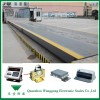 Truck scale weighbridge