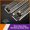 76mm Heavy duty drawer slide