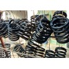 hot winding large coil spring