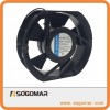 axial fan-172x150x52mm