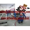 Air bearing movers