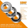 SDKF6204ZZ 2RS Open Bearing