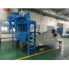 Vibrating tailing screen