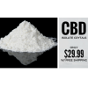 99.9%+ CBD Isolate Powder