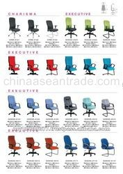 Various Style of Commercial and Office Chairs