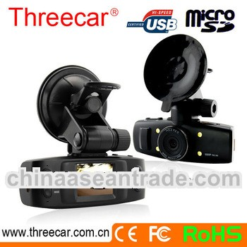 120 Degree Wide Angle Full HD 1080P Car driving recorder with G-sensor