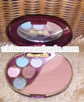2013 double-deck rose ove ladies new makeup kits