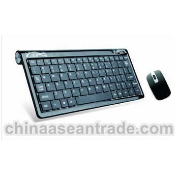 2013 shenzhen 2.4g mini wireless keyboard for android tablet