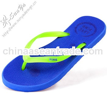 2013 wholesale fashion flip flop made in