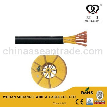 2*10mm2 NYY Cable,PVC insulated PVC jacked Power Cable