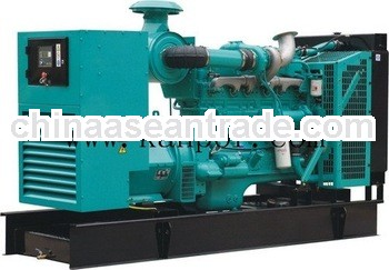 330kw cummins diesel generator set open type with ATS and AMF