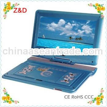 3D Music DVD player with MP5