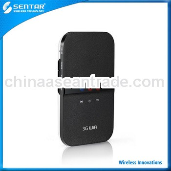 3G WiFi SIM Card Router, low Heat Consumption