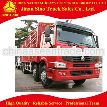 40 ton 8*4 Cargo Truck with More Load