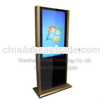 42inch lcd full hd real color all in one stand indoor computer
