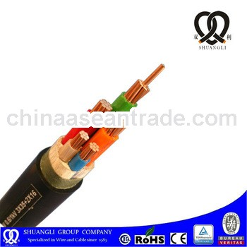 5*50mm2 NYY Cable,PVC insulated PVC jacked Power Cable