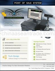 RavenPOS Point of sales (POS)