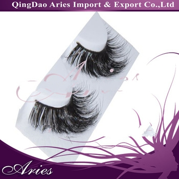 87e934965a4 Alluring 100% Real Siberian Mink Individual Strip Lashes
