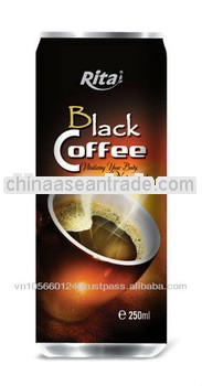 Black Instant Coffee