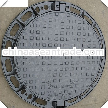 Ductile Iron Manhole Cover for Drainage System(Foundry)