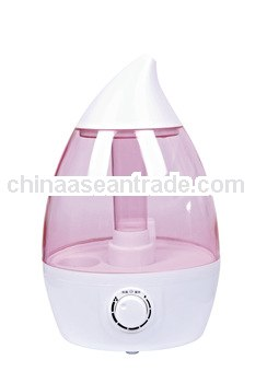 Durable in use 2L 169J cleaning ultrasonic humidifier
