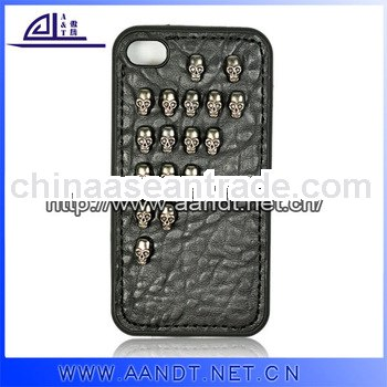 Factory hot sale skull case for iPhone 5