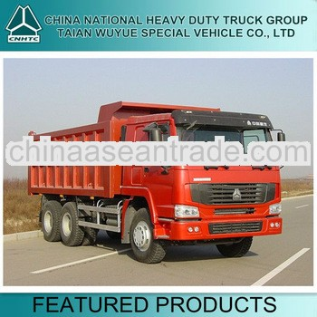HOWO Cheapest Dump Truck special for city construction