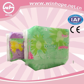 Hot Sale!! Soft Sanitary Napkins Manufacturer In China With Best Price!!