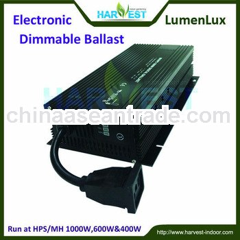 Hydroponics 1000W Super lumentek digital dimmable ballast