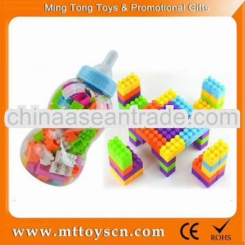 Kids Plastic Wange Building Blocks
