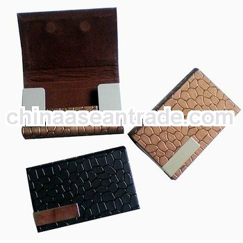 Leather Name Card Holder Series Factory