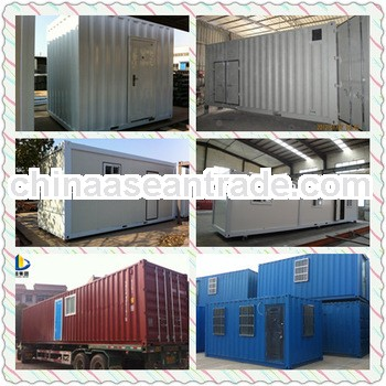 Light Steel Structure House for house designs/corrugated house
