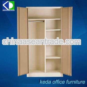 Metal Clothes Garderobe Dressing Cabinet Designs