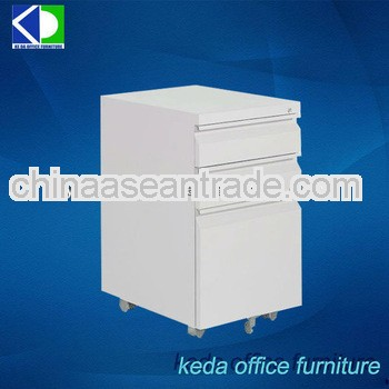 Metal Movable Drawer File Cabinet Mobile Pedestal