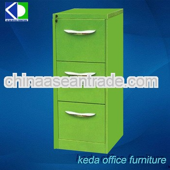 Metal Office 3 Drawers Cupboards Designs