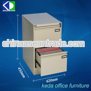 Metal Office Lateral 2 Drawers Filing Cupboards