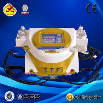 Most popular 7 in 1 cavi-lipo ultrasound cavitation