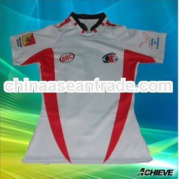 New design sublimated rugby shirts