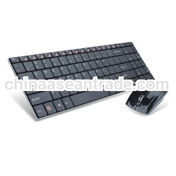 New design waterproof keyboard mouse combo