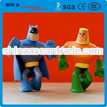 OEM action;PVC oem action toys;hot oem action toys for child