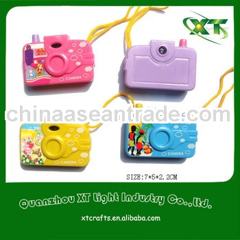 Plastic picture viewer mini toy camera for kids