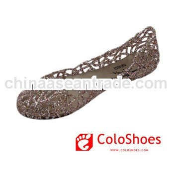 Popular shoes in 2013 latest fashion wholesale melissa shoes