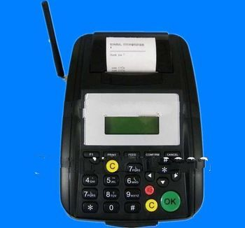 SMS/GPRS Printer for remote order