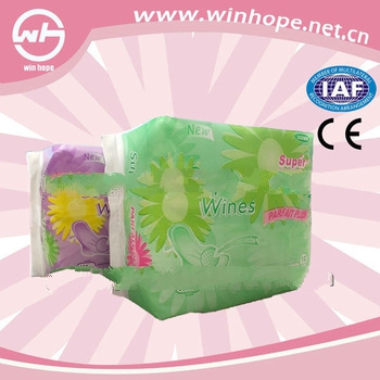 Sanitary Napkin Factory With High Absorbency And Best Price!! Night Sanitary Napkin !!