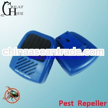 Solar Powered Mosquito Repeller GH-631