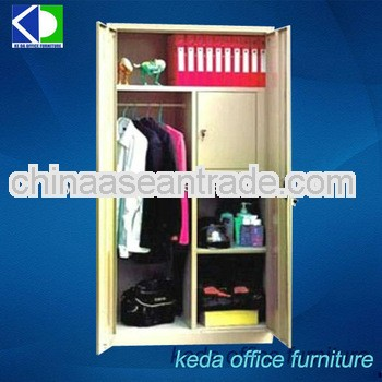 Steel Clothes Wardrobe Cabinet Steel Garderobe