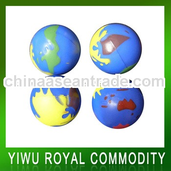 Various Color Globe Stress Ball