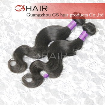 alibaba body wave tangling free and shedding free wholesale 5a virgin hair unprocessed